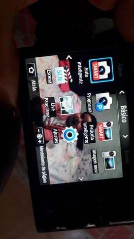 Camara Digital Samsung Cambio