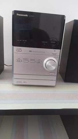 Vendo minicomponente Panasonic