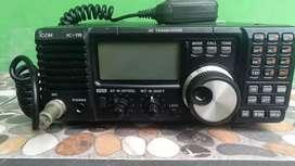 RADIO HF IC-78 ICOM
