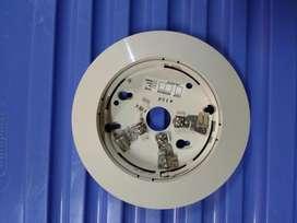 Detector de base Contra fuego Marca Honeywell Marca Bosch Modelo MS 400La base es apta para cableado de superficie empot