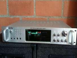 Amplificador SPAIN con 2 cabinas
