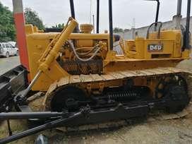 Vendo tractor CATERPILLAR D4D 14,000.00 transmisión automática