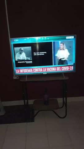 Smart tv full 43 pulg marca philips como nuevo