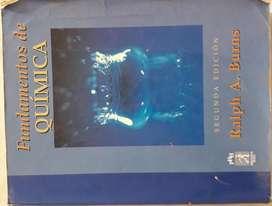 Fundamentos de Química 2a. Edición - Ralph Burns