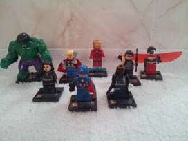 Lego Avengers Era de Ultrón
