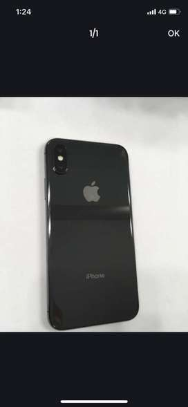 Iphone X 256g Nuevo !