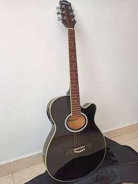 Guitarra electroacustica Freeman