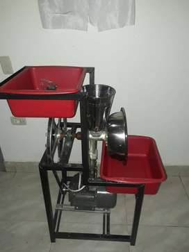 maquina para hacer arepas, maquinaria para fabrica de arepas, Maquina Laminadora