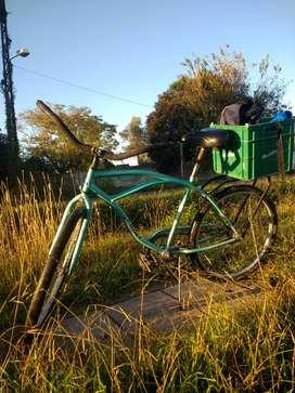 Bicicleta playera rodado 26 en excelente estado.