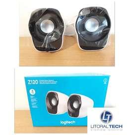 Parlantes PC Logitech Z120