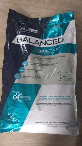 Vital Can Balanced Gato Adulto 7.5kg