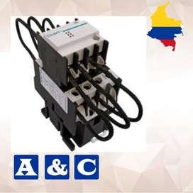 Contactor correccion Factor de Potencia 6/12, 9/18 y 10/20Kvar