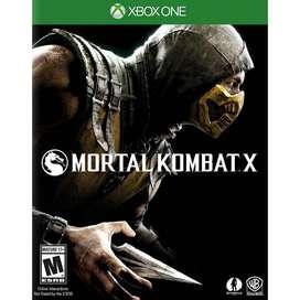 Mortal Kombat X Xbox One, Físico