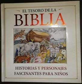 BIBLIA CON HISTORIAS PARA NIÑOS