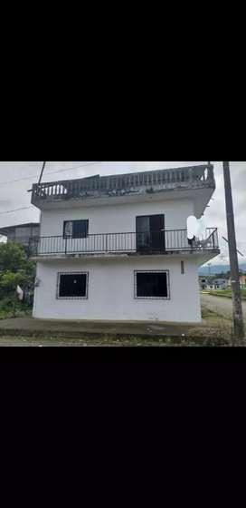 Se Vende esta casa en Cumanda