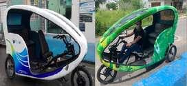Venta Proyecto y Patente Vehículos Eléctricos Solar Trixi