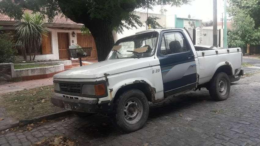 D20 Pick up  Chevrolet