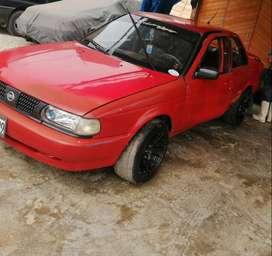 Vendo auto Nissan Dual GLP FULL EQUIPO