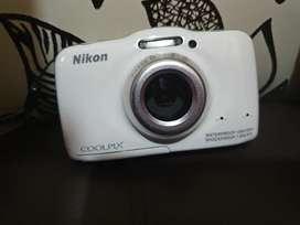 Cámara sumergible Nikon Coolpix S32
