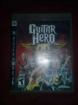 Guitar hero aerosmit