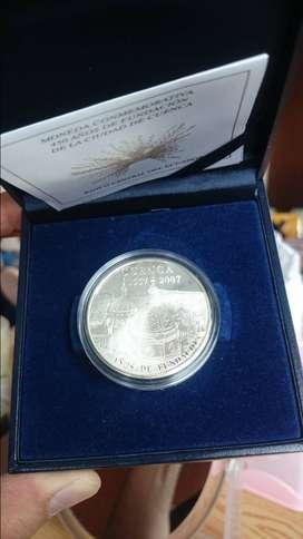 Moneda Conmemorativa 450 años de Fundación de Cuenca