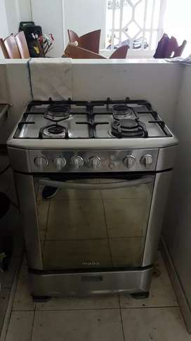 Estufa mabe con horno