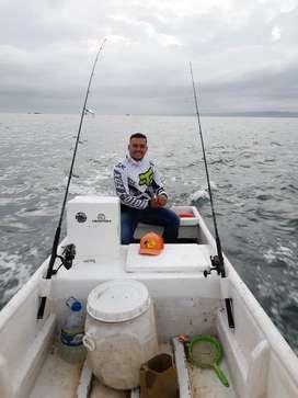 Vendo panga para pesca Deportiva