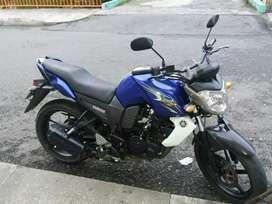 Vendo moto FZ Yamaha
