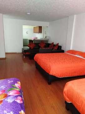 Cedo contrato de arrendamiento Hotel ubicado en la Cra 6, con venta de su inventario mobiliario