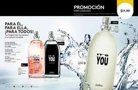 perfume its you clasica y  emotion