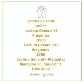Lectura de Tarot, Registros Akashicos y Limpieza Energetica