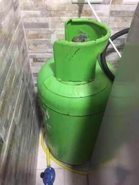 Pipeta de Gas