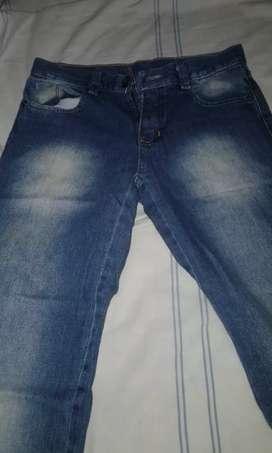 Jeans talle 14 usado