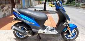 AGILITY KYMCO 125 SEÑORITERA