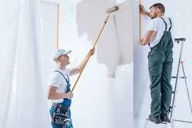 Ofresco mis servicios como pintor y empastador