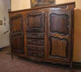 Juego de muebles estilo provenzal