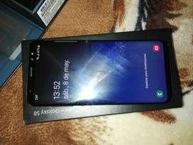 Samsung Galaxy s8 único dueño año y medio de uso
