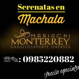 Mariachi Monterrey de Machala