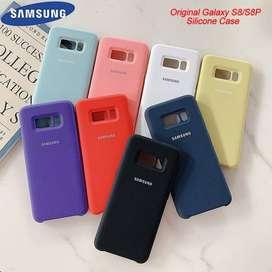 Funda Antigolpe Reforzad Samsung S8 O PARA  S8 Plus Original Soft Original