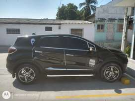 Vendo permuto camioneta Renault captur full 2018 ,único dueño , 40mil km