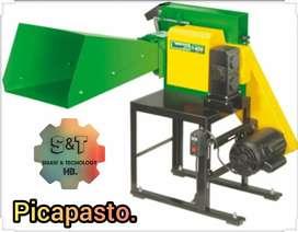 Fabricación de maquinaria agrícola.
