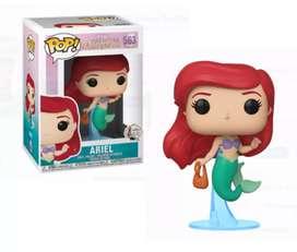 Funko Pop Ariel La Sirenita Disney