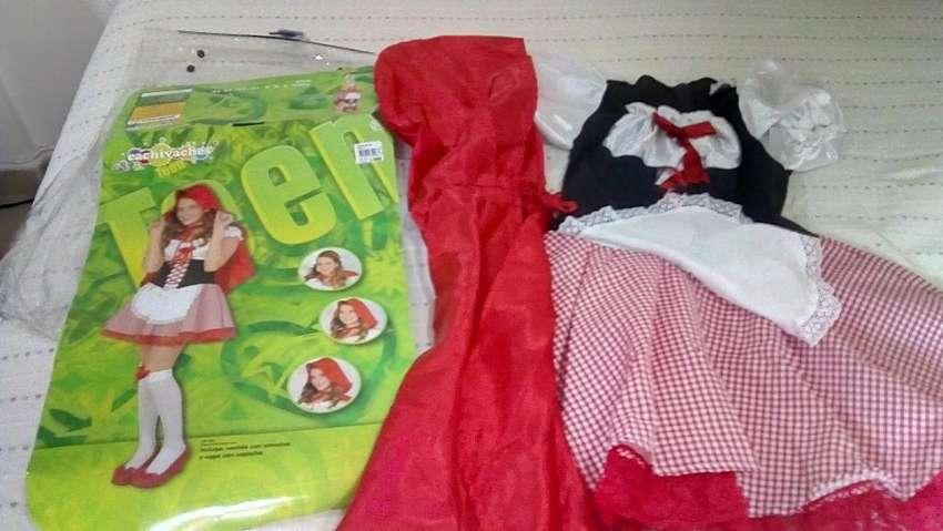 Disfraz Caperucita Roja Talla 12 0