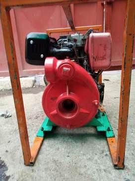 Bomba Nueva Diesel 10 Hp Base Trasporte
