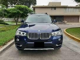 BMW X3 20i Xline 2016
