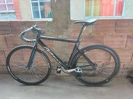 Vendo bicicleta de piñón fijo Fixie