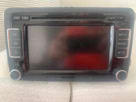 Radio pantalla tactil volkswagen new jetta y otras versiones de volkswagen un mes de uso