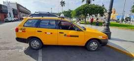 Ocasion vendo taxi operativo station wagon año 2003