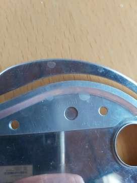 Procesadora Philips hr7773 repuesto disco rallador 2,4mm