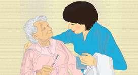 Se necesita una señora o señorita para cuidado de adulto mayor mujer